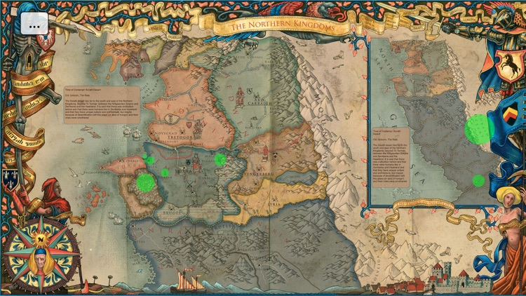 Map for The Witcher