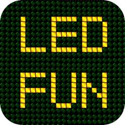 LED Banner Fun