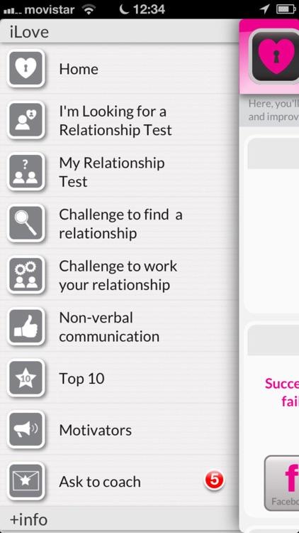 iLove: Test & Improve your relationship screenshot-3