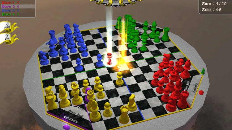 Warlord Chess Lite screenshot-1