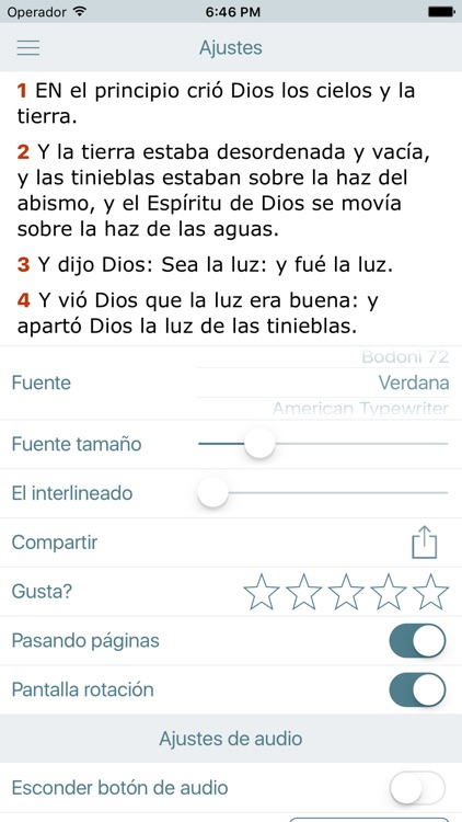 Antiguo Testamento. La Santa Biblia (Reina Valera) screenshot-4