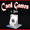 Card Games - 4 Pack