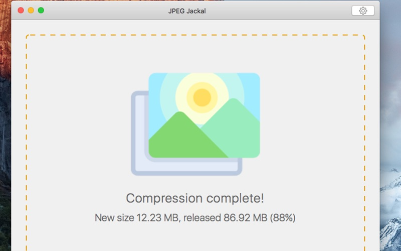 JPEG Jackal for Mac