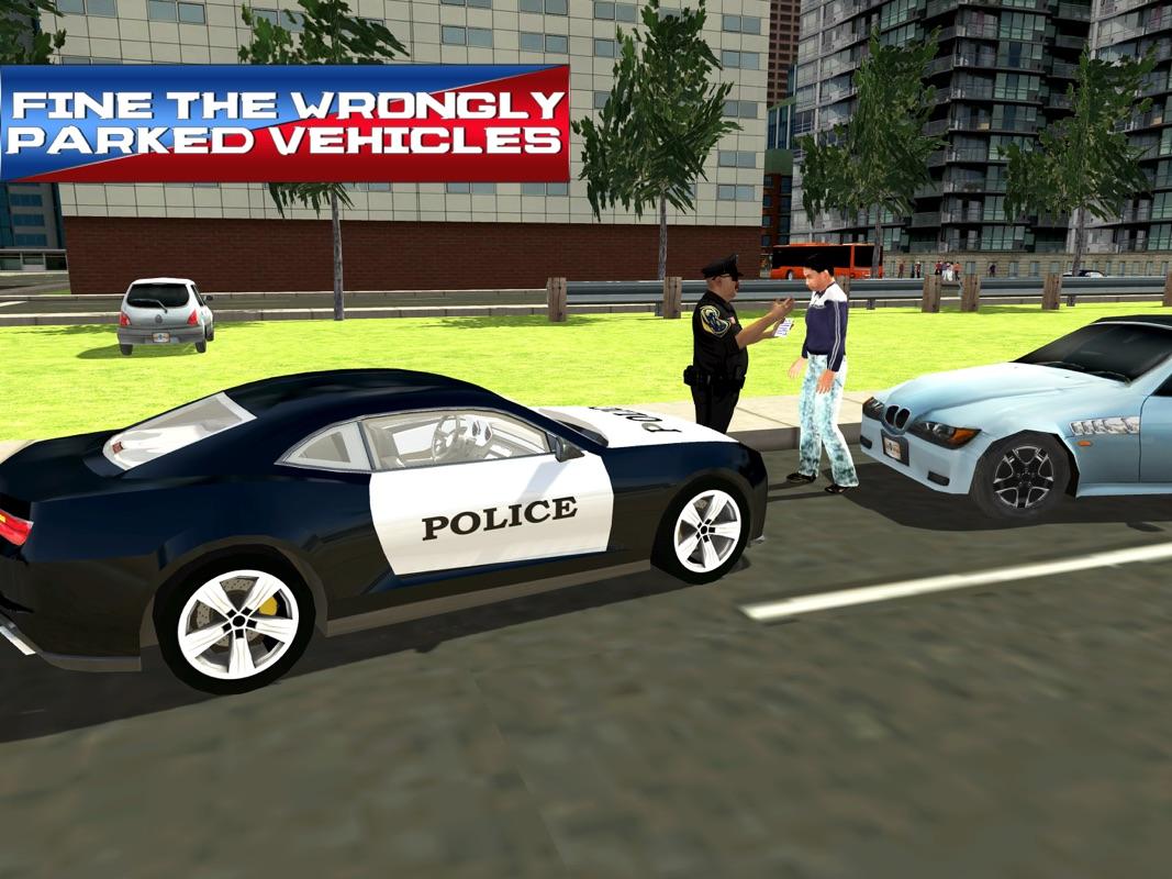 Police Muscle Car Simulator- 3D Real Racing Sim - Online Game Hack
