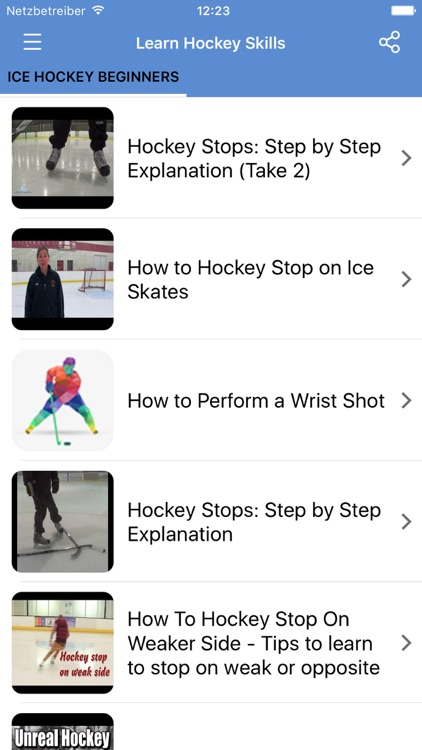 How to Play Hockey