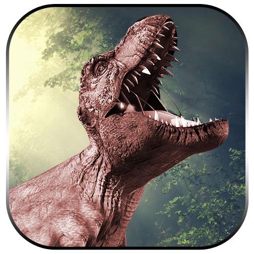 Dino Island Sniper : Big Monster Hunter