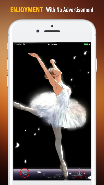 Ballet Wallpapers HD- Quotes with Art Pictures