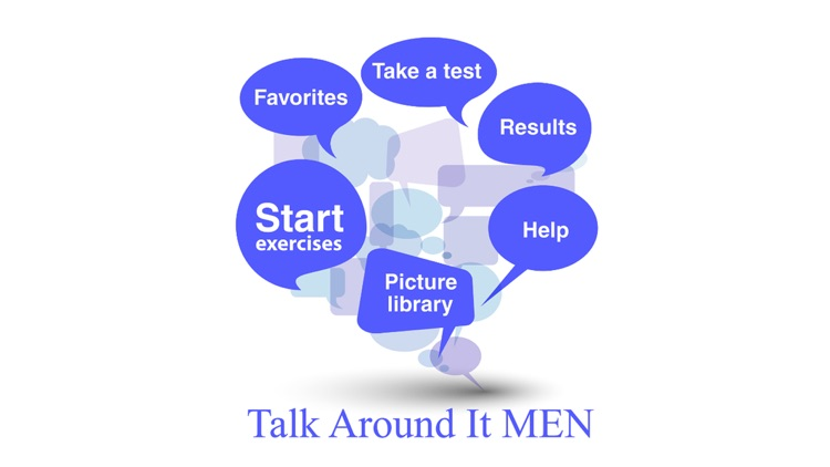 Talk Around It USA Men screenshot-4