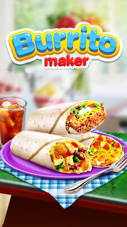 Burrito Maker screenshot-3