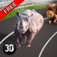 Activities of Wild Animal Racing Challenge 3D