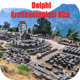 Delphi Archaeological Site Tourist Travel Guide