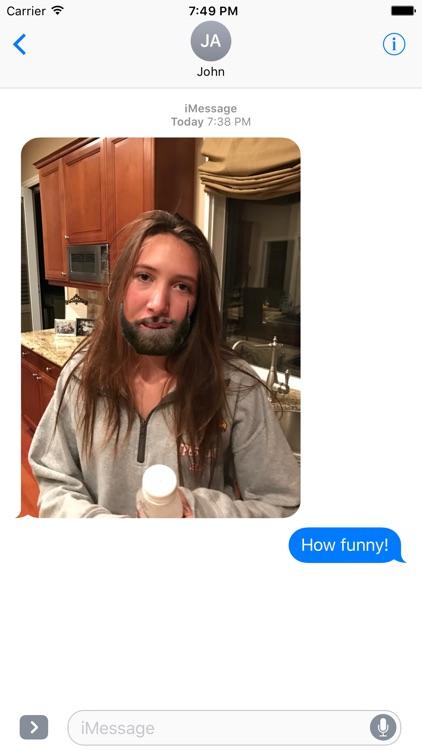 Beardify