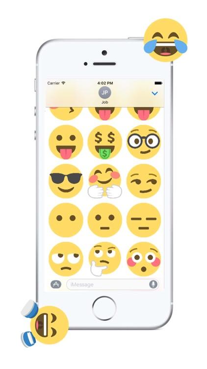 Emoji Stix - New Emoticons, Smiley Faces & Icons