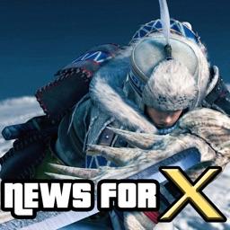 游戏宝典 for MHX 怪物猎人X 攻略视频武器装备配装介绍