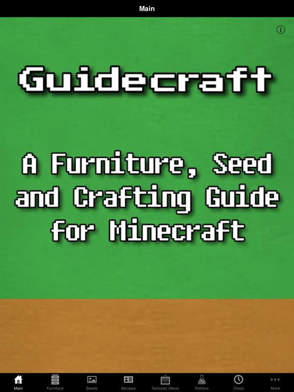 Guidecraft - Furniture, Guides, + for Minecraft - Revenue & Download