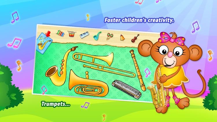 123 Kids Fun MUSIC Free Top Music Games for Kids