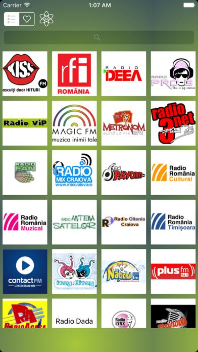Radios of Romania - Radio Romanian
