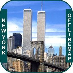 New York_USA Offline maps & Navigation