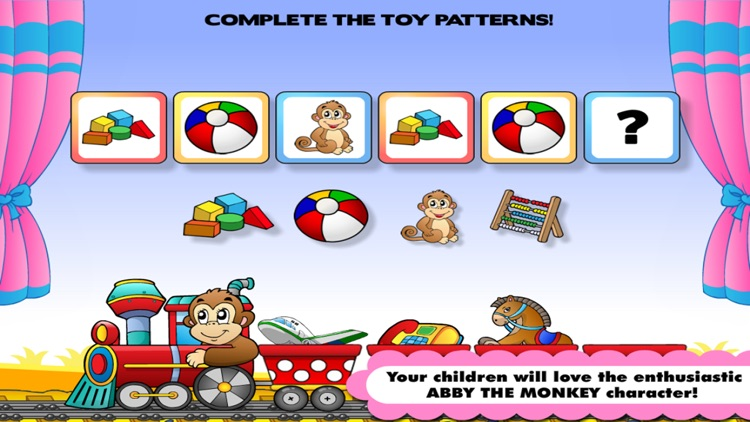 Preschool! & Toddler kids learning Abby Games free screenshot-3