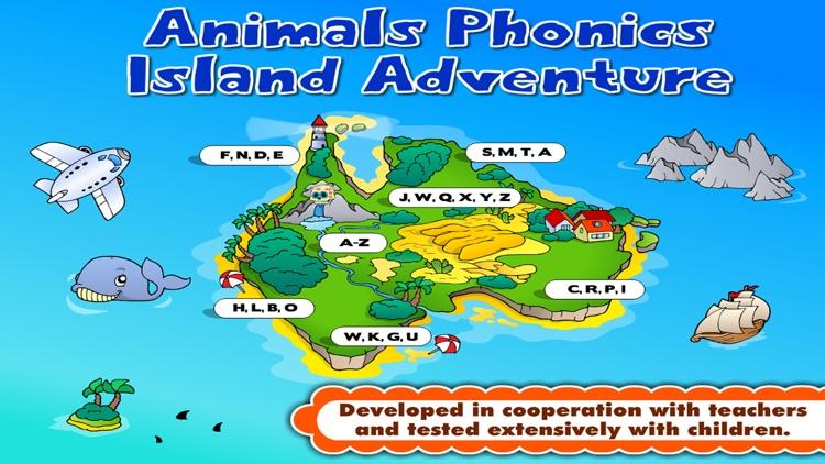 Kids Phonics A-Z, Alphabet, Letter Sounds Learning screenshot-3