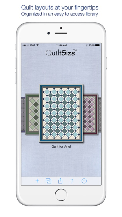 QuiltSize : Simple Quilt Sizing