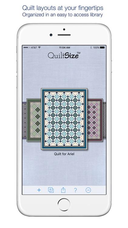 QuiltSize