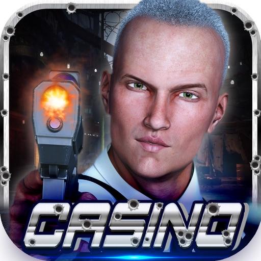 Golden Mafia Slots Casino Crime 7's Jackpot Rush iOS App