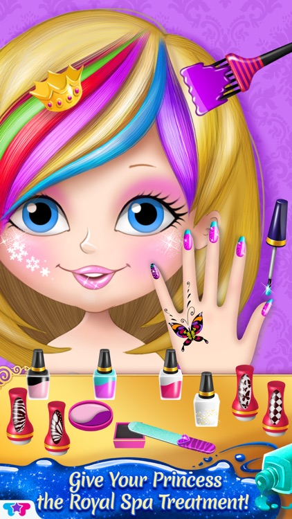 Princess Fashion Star - Royal Beauty Contest screenshot-4
