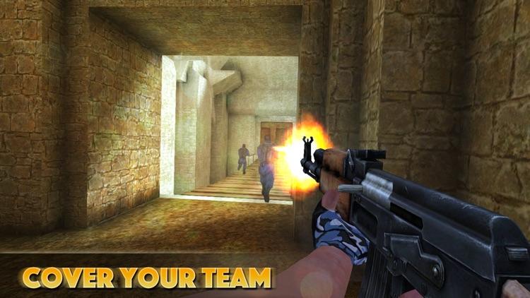 Gun Shooter 3D - Counter Terrorist Strike screenshot-3