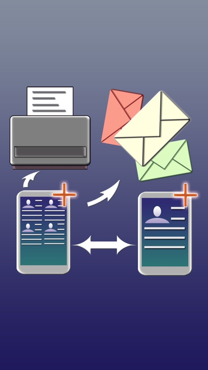 Bulk SMS Multi Address Book Organizer+