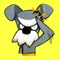 Funny Schnauzer - Cute stickers for iMessage