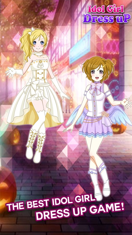 Dress-up Love Live! School idol festival Edition screenshot-1