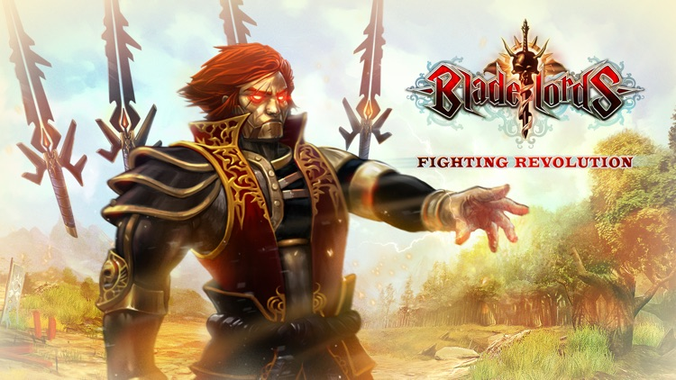 Bladelords - fighting revolution screenshot-4