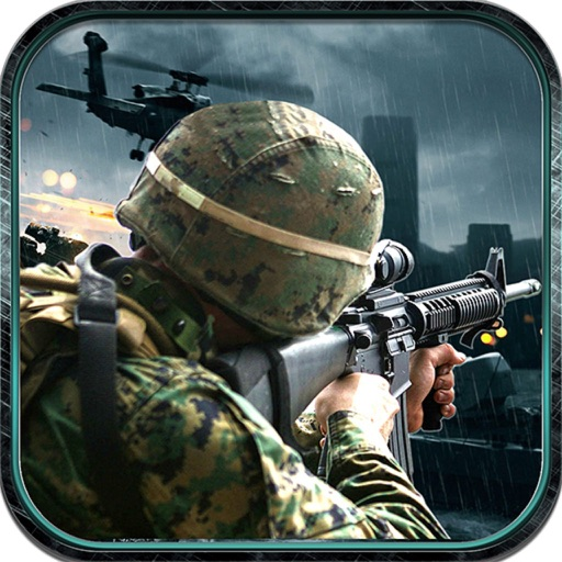 Commando Street War 2016 icon
