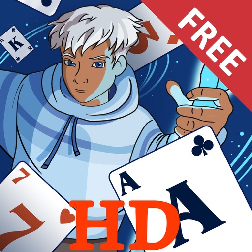 Solitaire Jack Frost Winter Adventures HD Free