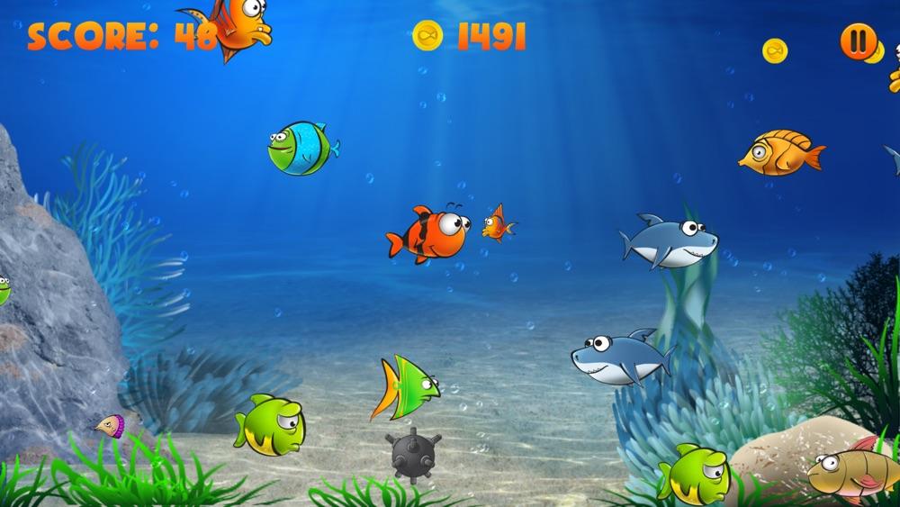 Hungry Nemo Cheat Codes