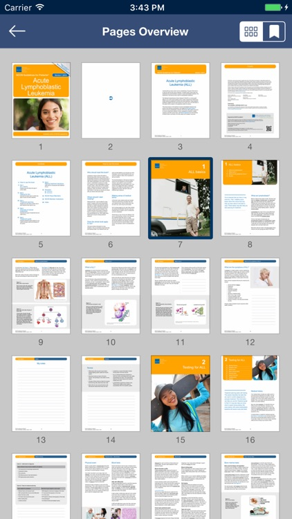 NCCN Patient Guides for Cancer screenshot-3