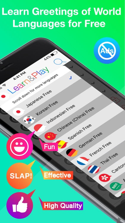 Learn&Play Languages Beginner