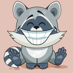Stkyz: Raccoon