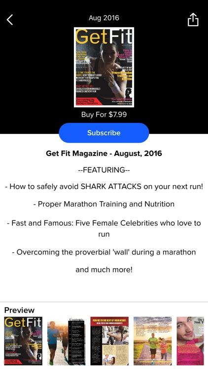 Get Fit Magazine