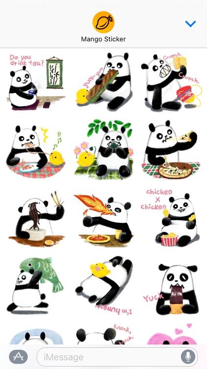 woopa - Mango Sticker