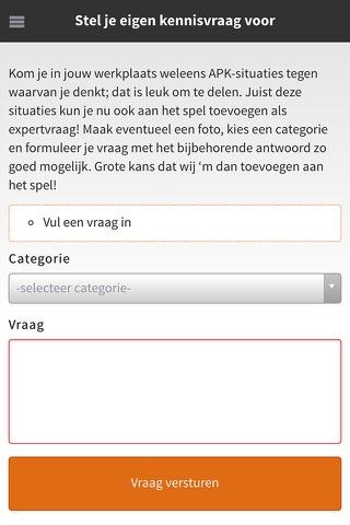 APK trainer - Personenauto's screenshot 3