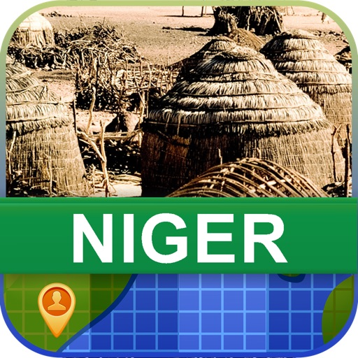 Offline Niger Map - World Offline Maps
