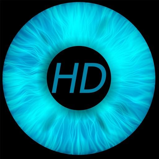 PupilHD iOS App