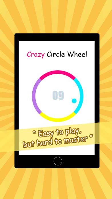 点击获取crazy circle wheel - color ball switch free game