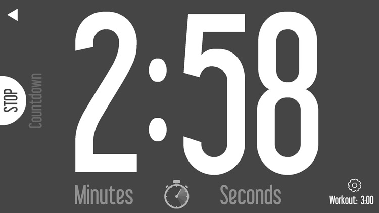 Basic Sports Timer: Countdown, Interval & BoxDrill screenshot-3