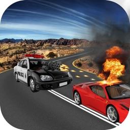Criminal Driver : Police Chase