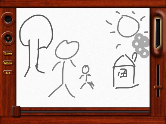 Screenshot #4 pour Classic Magnetic Doodle Board