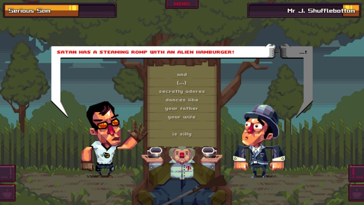 Oh...Sir! The Insult Simulator screenshot-1