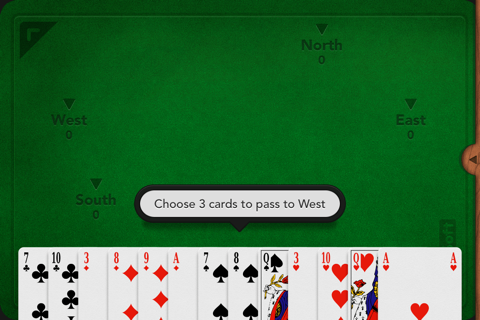 Hearts + screenshot 3